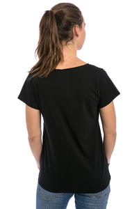 Cleptomanicx Möwe Love T-Shirt women (black)