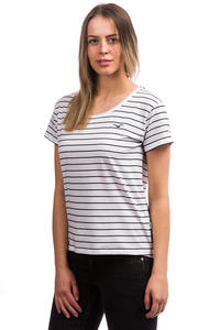 Cleptomanicx Harbour T-Shirt women (white)