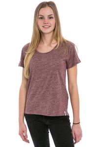 Cleptomanicx Tippi T-Shirt women (vintage tawny port)