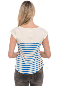 Forvert Newport T-Shirt women (beige blue)