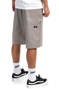 Dickies Multi Pocket Work Shorts (silver grey)