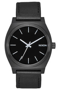 Nixon The Time Teller Uhr (all black white)