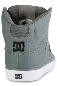 DC Spartan High WC TX Shoes (grey black red)
