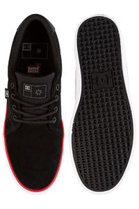 DC Council S Shoes (black white red)