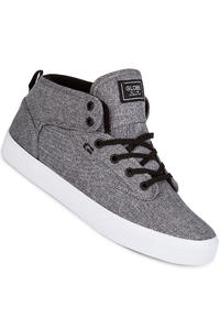 Globe Motley Mid Shoe (black chambray white)