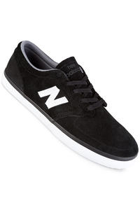 New Balance Numeric 345  Shoe (black white)