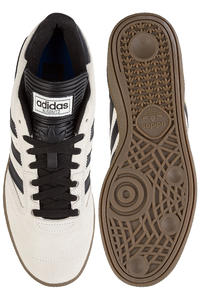 adidas Skateboarding Busenitz Shoe (crystal white core black gum)