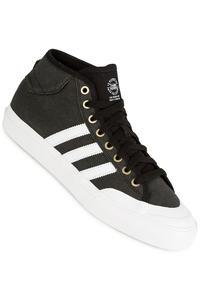 adidas Skateboarding Matchcourt Mid Schoen (core black crystal white)
