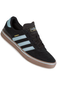 adidas Skateboarding Busenitz Vulc ADV Shoes (core black blue gum)