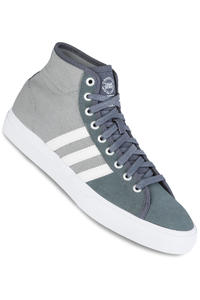 adidas Skateboarding Matchcourt High RX Chaussure (onix white customized)