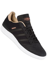 adidas Skateboarding Busenitz Shoe (core black white pale nude)