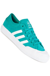 adidas Skateboarding Matchcourt Shoes (energy blue white gum)