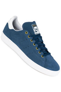 adidas Stan Smith Vulc Shoe (mystery blue white)