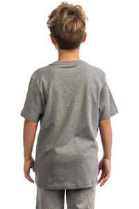 Element Vertical T-Shirt kids (grey heather)