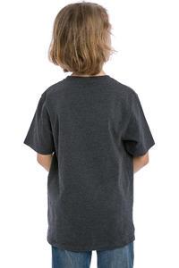 Element Emblem T-Shirt kids (charcaol heather)