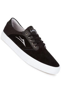 Lakai Porter Suede Shoes (black)