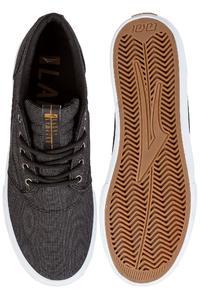 Lakai Griffin Canvas Shoes (black)