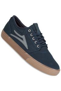 Lakai Griffin Canvas Shoes (navy gum herringbone)