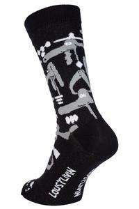 Lousy Livin Underwear Dog Balance Socken US 8-12 (navy)