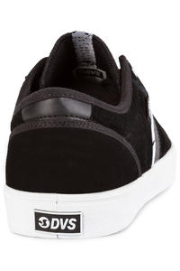 DVS Epitaph Suede Shoes (black white)