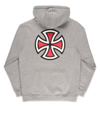 Independent Bar Cross Hoodie (dark heather)
