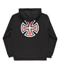 Independent Bar Cross Hoodie (black)