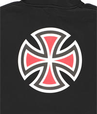 Independent Bar Cross Hoodie (black)