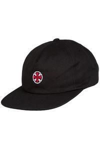 Independent Fort Strapback Cap (black)
