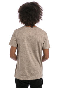 Private Snooze T-Shirt (slub heather sand)