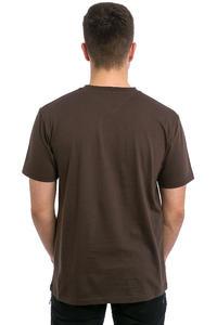 Turbokolor Crane T-Shirt (brown)