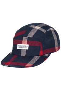 Turbokolor 5 Panel Cap (flannel)