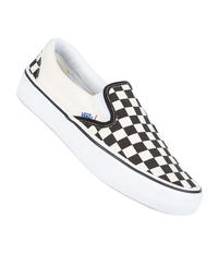 Vans Slip-On Pro Shoe (black white)