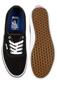 Vans Authentic Pro Suede Shoe (black)