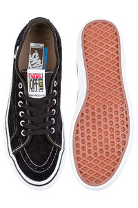 Vans AV Classic Pro Shoes  (black white)