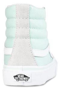 Vans Sk8-Hi Slim Zapatilla women (bay true white)