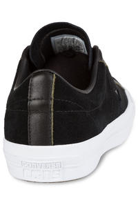 Converse CONS One Star Pro Shoes (black white black)
