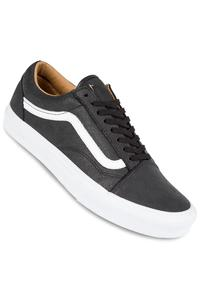 Vans Old Skool Premium Leather Zapatilla (black true white)