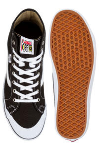 Vans Black Ball Hi SF Shoes (black true white)