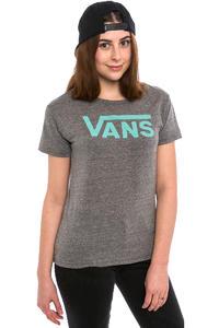 Vans Timeless Basic T-Shirt women (grey heather)