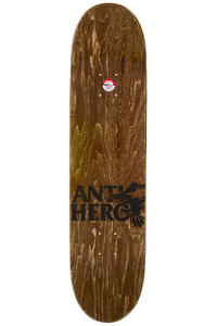 "Anti Hero Team Feeding Frenzy 8.06"" Deck (black orange)"