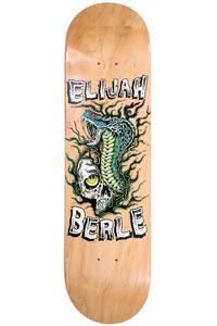 "Chocolate Berle Skull & Snake 8"" Deck (multi)"