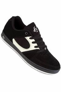 éS Accel Slim Shoe (black black white)