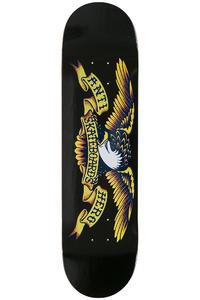 "Anti Hero Team Classic Eagle 8.125"" Deck (black)"