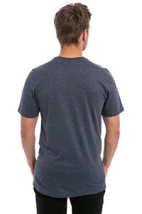 Hurley Borderline Textripe T-Shirt (obsidian)