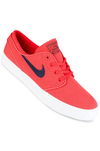 Nike SB Zoom Janoski Canvas Schuh (track red obsidian)