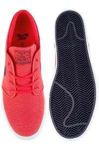 Nike SB Zoom Stefan Janoski Canvas Schuh (track red obsidian)