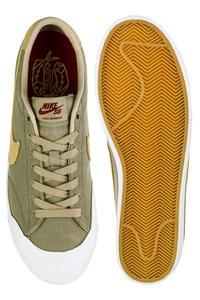 Nike SB Zoom All Court Cory Kennedy Shoes (khaki mushroom white)