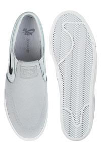 Nike SB Zoom Stefan Janoski Slip Canvas Chaussure (wolf grey black)