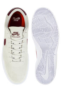 Nike SB Bruin Hyperfeel Shoes (summit white team red)