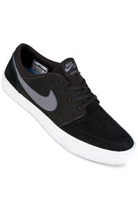Nike SB Solarsoft Portmore II Zapatilla (black dark grey)